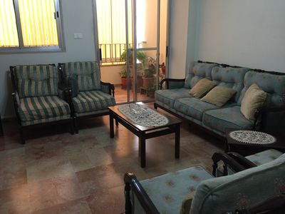 Photo for 2BR Apartment Vacation Rental in Sin el fil, Matn