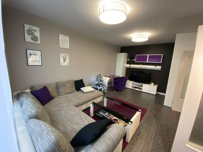 Comfortable Apartment after design renovation near the center.