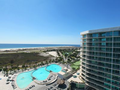 Photo for Best View At Caribe! Book Now!  Building D, 11th floor. Resort Rentals