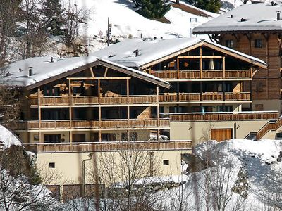 Photo for Apartment Les Chalets de Marie A Apt. 22 in Ovronnaz - 6 persons, 2 bedrooms