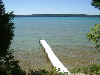 Photo for Torch Lake Frontage Property on Torch Lake just south of Clam River