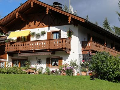Photo for Apartment Zugspitz 2 bedrooms, 2 bathrooms
