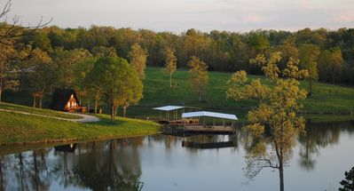 Photo for The Perfect Outdoor Getaway! Fishing, Hiking, Shooting, Archery, Sporting Clays.