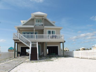 Photo for The Ultimate Beach House- Sleeps 17-Great For Large Groups & Families!