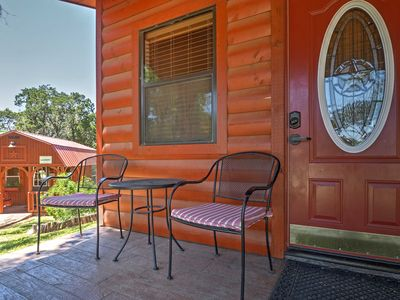 Photo for Cabin Vacation Rental in Waco, Texas