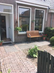 Photo for cozy cottage with front and back garden