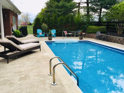 Photo for Executive Home with In Ground Pool & Theatre Room