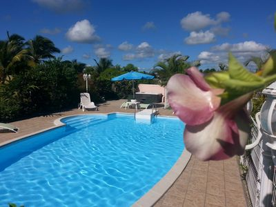 Photo for 1BR Cottage Vacation Rental in Sainte-Anne, Guadeloupe