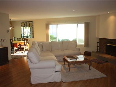 Santa Barbara near Hendry's Beach w/Heated Pool & Hot Tub