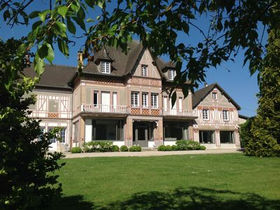 Photo for 5BR Chateau / Country House Vacation Rental in Dormans, Grand Est