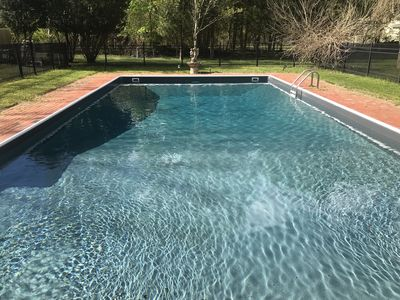 """Photo for """"New Listing"""" Hampton Summer Home with Pool (monthly discounts available)"""