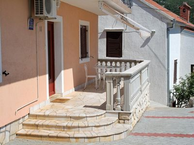 Photo for Two bedroom apartment with terrace Senj