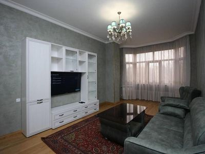Photo for New and cozy apartment near Yerevan city center with all amenities.
