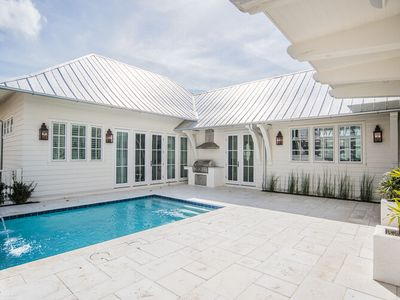 Photo for Checked Out, 30A Cottages, Private Pool, Sleeps 12, Brand New Home, Fall Up to 30% Off!