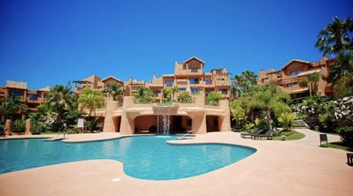 Photo for Stunning Penthouse Apartment Near Estepona and Puerto Banus