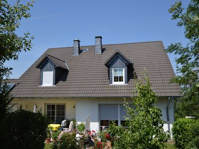 Photo for Well equipped holiday home in the beautiful Hunsrück near the romantic Moselle valley.
