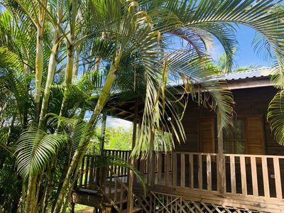 Photo for We are a cabin complex near Nauyaca waterfall and Dominical beach