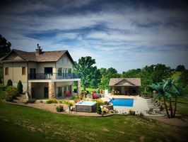 Photo for 4BR Chateau / Country House Vacation Rental in Belle, Missouri