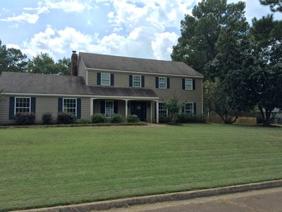 Photo for 4 Bedroom Charming Family Home; Just 2.5 Miles from the Stadium