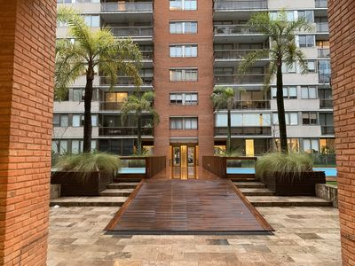 Photo for In the heart of Puerto Madero! Chic 3bed/2bath apartment w/ pool & gym!