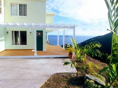 Comfortable 1-bed apartment with extra sofa-bed - Close to Nanny Cay Marina