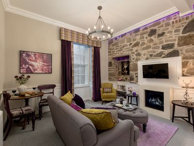 Photo for Luxury Edinburgh city centre apartment in a perfect location