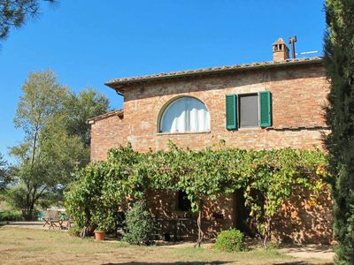 Photo for Apartment Podere Santa Croce (SIA143) in Siena - 3 persons, 1 bedrooms