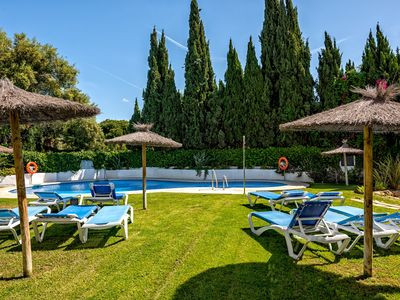 Photo for Coto Real Beach - Luxury Apartment in 5 mins walk to Marbella Best Beach and Golf