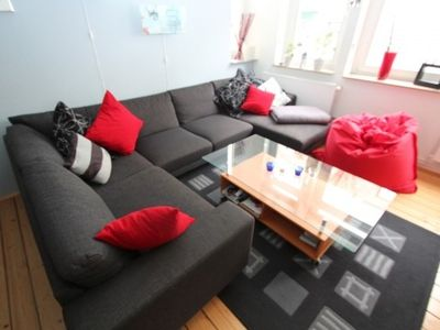 Photo for Apartment 793 m from the center of Hanover with Parking, Internet, Washing machine, Balcony (524661)