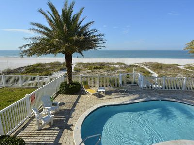 Photo for Sunset Villas 1 - Amazing pool/deck beach side-BBQ-2 balconies-only 4 condos!