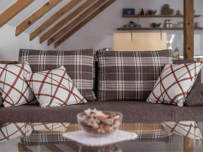 Photo for Traditional cozy apartment near Plitvice lakes