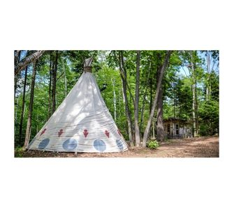 Photo for Chimo Refuges Tree House Resort - The Teepee