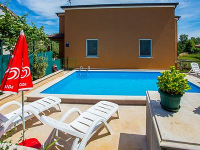 Photo for Apartment Complex Vanessa with Shared Pool in Nova Vas / One-Bedroom Apartment Vanessa II with Shared Pool