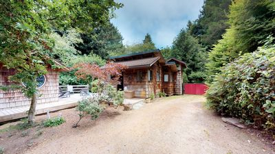 Photo for Rocky Creek Cabin~ A peaceful wooded retreat complete with a custom sauna!