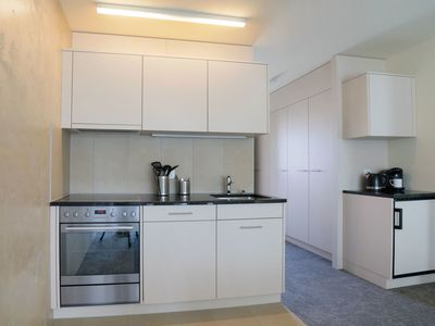 Photo for Nice apartment for 4 guests with WIFI, TV, balcony and parking