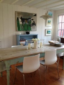 Photo for Charming Southampton cottage by the sea