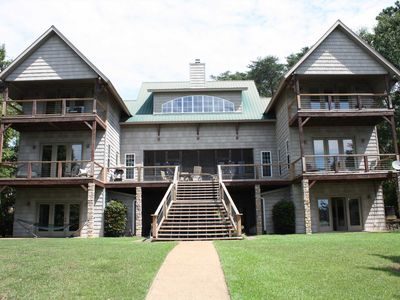Photo for Smith Lake Rentals & Sales - SPRING LAKE COTTAGE - Multiple balconies and two kitchens
