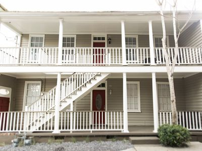 Photo for 75 ft from King St, WALK to the Best Restaurants, Shopping & Bars in Charleston