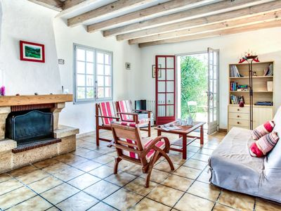 Photo for Vacation home Chailla in Bidart - 6 persons, 3 bedrooms