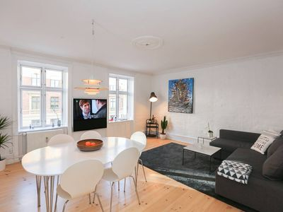 Photo for Stylish and Centrally Located Flat in Copenhagen!
