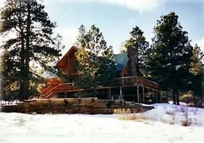 Photo for FAMILY REUNIONS in Beautiful Mountain Lodge!