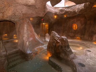 Photo for Cozy Rockies Escape with Access to Grotto Hot Pools | Near Downtown!