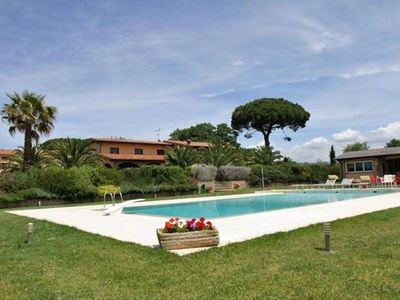Photo for Villa delle Palme near the sea with a wonderful pool