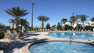Photo for Enjoy Orlando With Us - Reunion Resort - Welcome To Relaxing 3 Beds 2 Baths Condo - 6 Miles To Disney