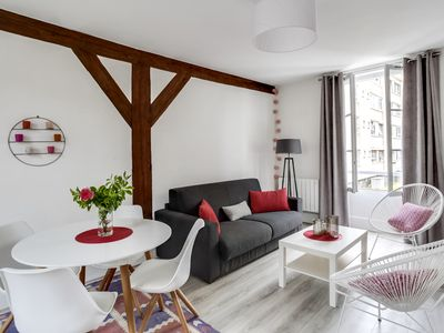 Photo for Charming apartment FONTAINEBLEAU SWEET HOME in the center of Fontainebleau