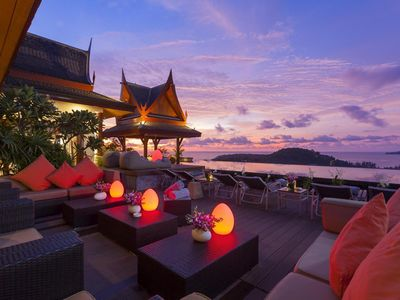Photo for Thai Hilltop Paradise - Luxury 10 bedroom villa with stunning Ocean view