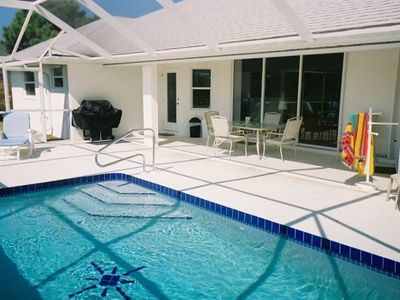 Photo for New Listing Stunning Home with Large Pool Deck South Exposure for Sun Tanning