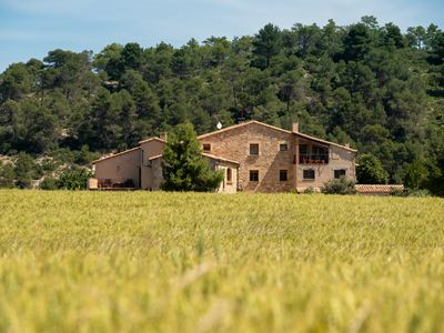 Photo for Cal Ros, farmhouse in Calonge de Segarra