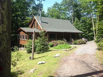 catskill secluded cabin cabins acres ac catskills with creek on luxury vrbo log