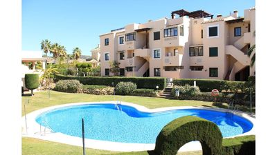 Photo for FABULOUS APARTMENT IN SANTA MARIA GOLF WITH SEA VIEWS